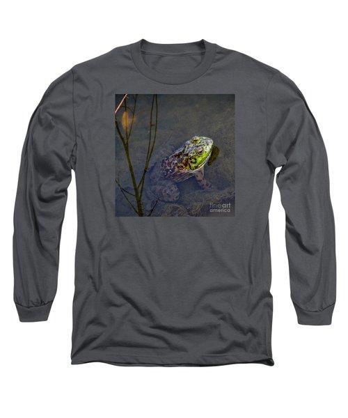 Peace Frog Long Sleeve T-Shirt