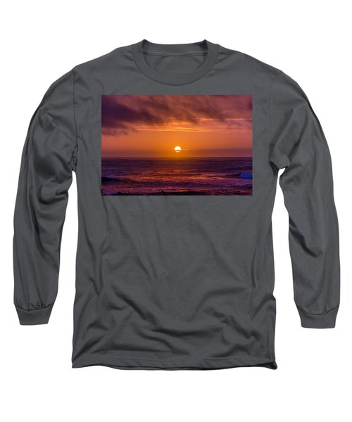Peaceful Morning Long Sleeve T-Shirt