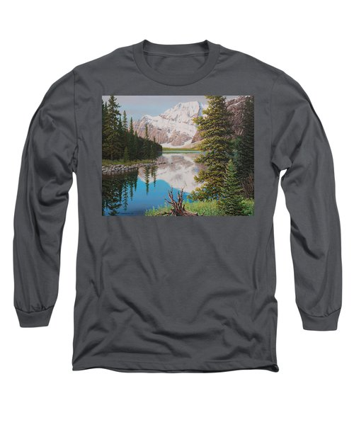 Peaceful Waters Long Sleeve T-Shirt