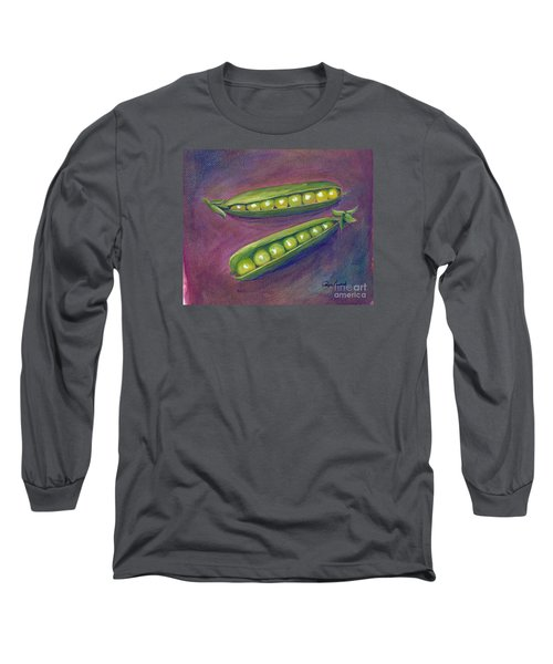 Peas In Their Pods Long Sleeve T-Shirt