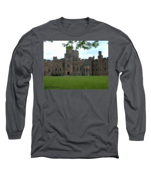 Peckforton Castle Long Sleeve T-Shirt