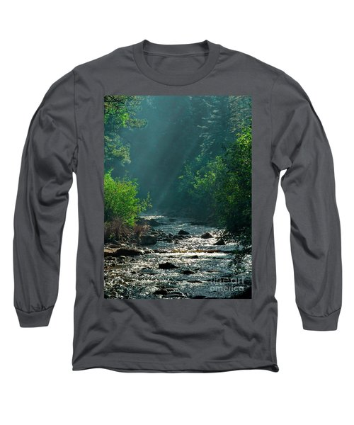 Pecos River Spring Long Sleeve T-Shirt