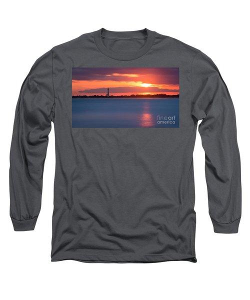 Peeking Through The Clouds Long Sleeve T-Shirt