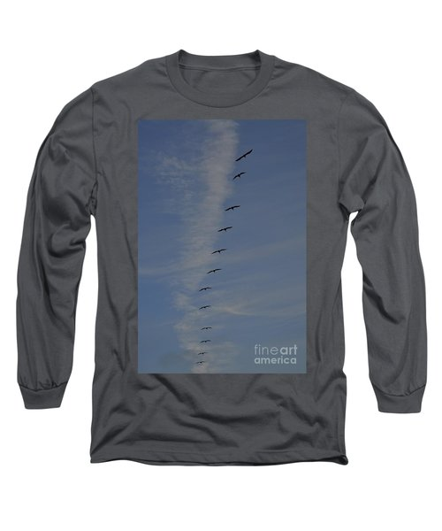 Pelican Line Long Sleeve T-Shirt