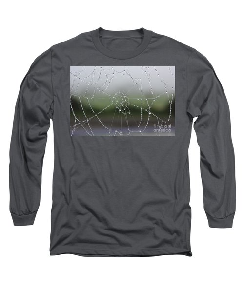 Perfect Circles Long Sleeve T-Shirt by Vicki Spindler