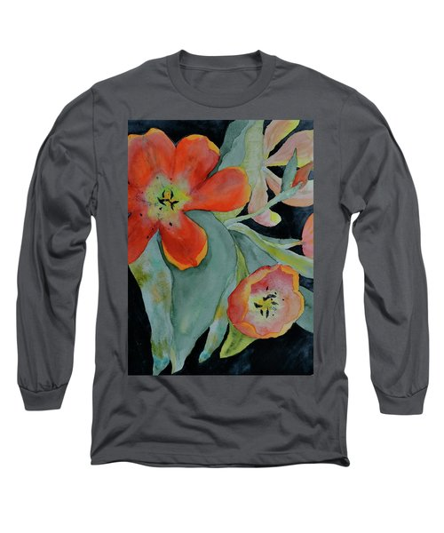 Persevere Long Sleeve T-Shirt by Beverley Harper Tinsley
