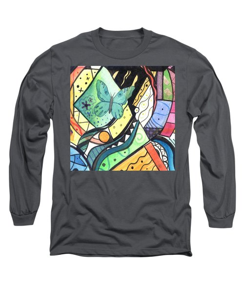 Persistence Of Form Long Sleeve T-Shirt