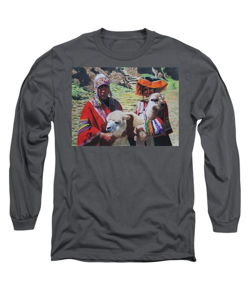 Peruvians Long Sleeve T-Shirt