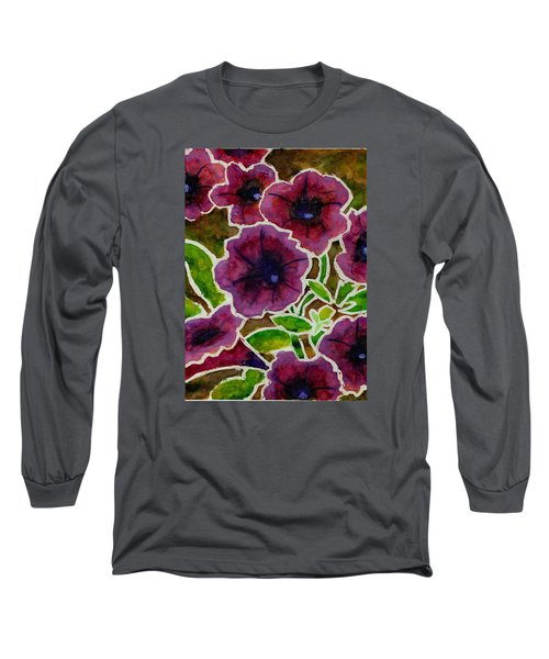 Petunia Long Sleeve T-Shirt