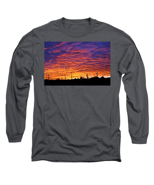 Phoenix Sunrise Long Sleeve T-Shirt