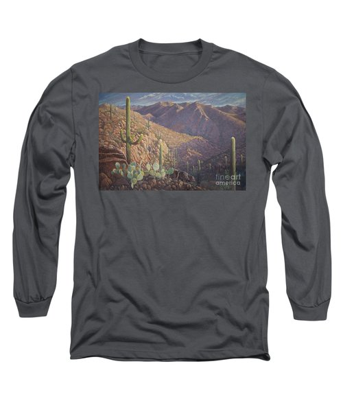 Pigs And Needles Long Sleeve T-Shirt