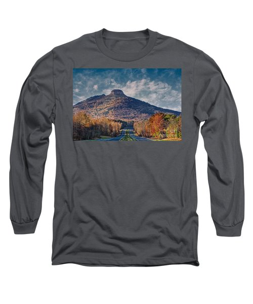 Pilot Mountain Long Sleeve T-Shirt