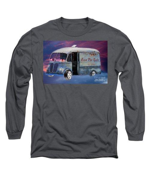 Pin Up Cars - #2 Long Sleeve T-Shirt