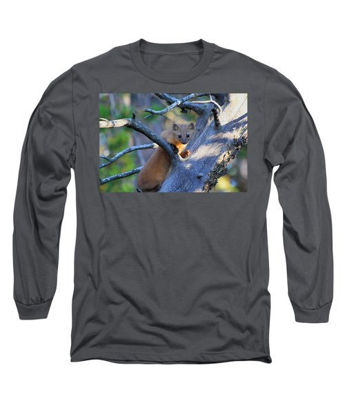 Pine Martin Long Sleeve T-Shirt