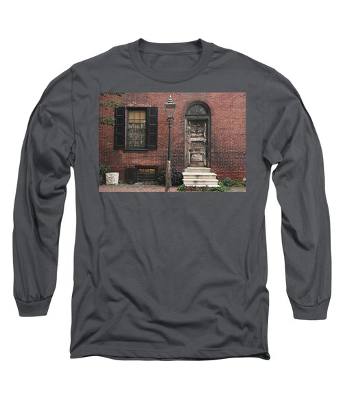 Pine Of Past Long Sleeve T-Shirt