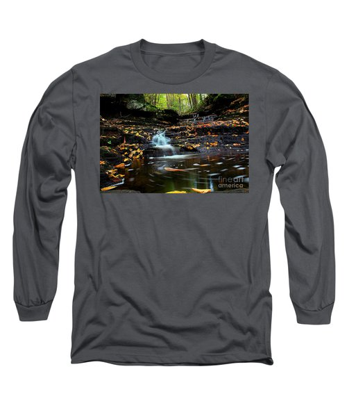 Pipestem Falls Long Sleeve T-Shirt