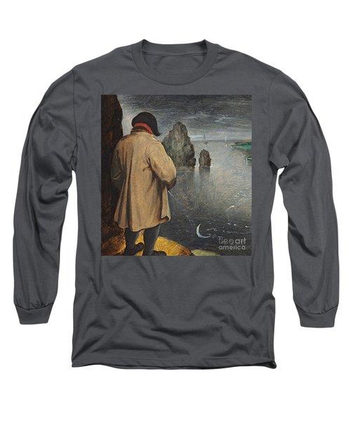Pissing At The Moon  Long Sleeve T-Shirt