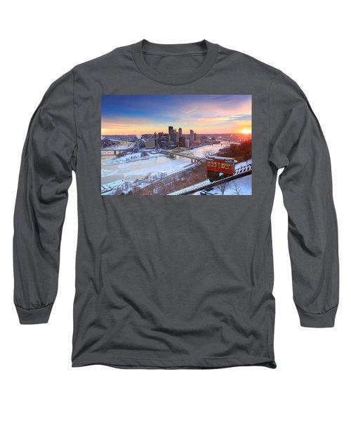 Pittsburgh Winter 2 Long Sleeve T-Shirt