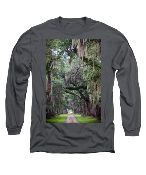 Plantation Path Long Sleeve T-Shirt