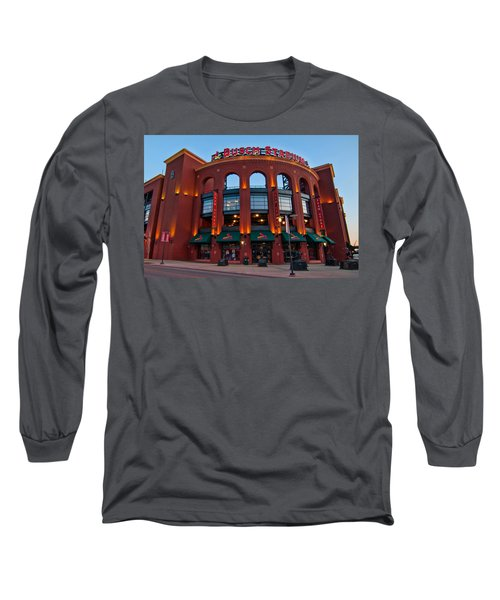 Play Ball Long Sleeve T-Shirt by Steve Stuller