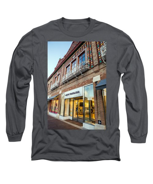 Plaza Store Long Sleeve T-Shirt