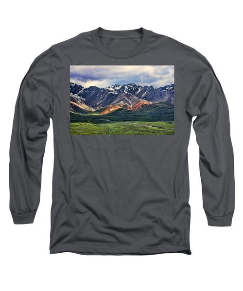 Polychrome Long Sleeve T-Shirt