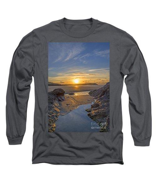 Polzeath Sunset Long Sleeve T-Shirt