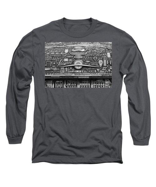 Pontiac Hood Long Sleeve T-Shirt