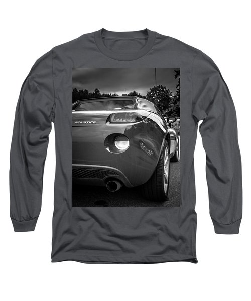 Pontiac Solstice Rear View Long Sleeve T-Shirt