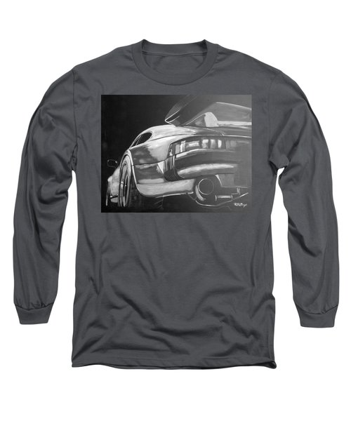 Porsche Turbo Long Sleeve T-Shirt