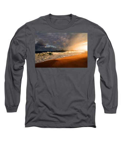 Long Sleeve T-Shirt featuring the photograph Power by Eti Reid