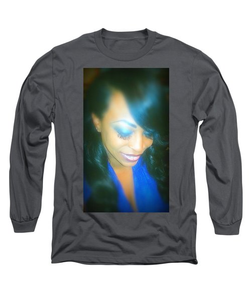 Prayer Changes Things Long Sleeve T-Shirt by Joetta Beauford