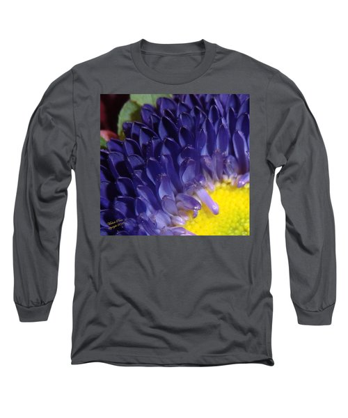 Present Moments - Signed Long Sleeve T-Shirt