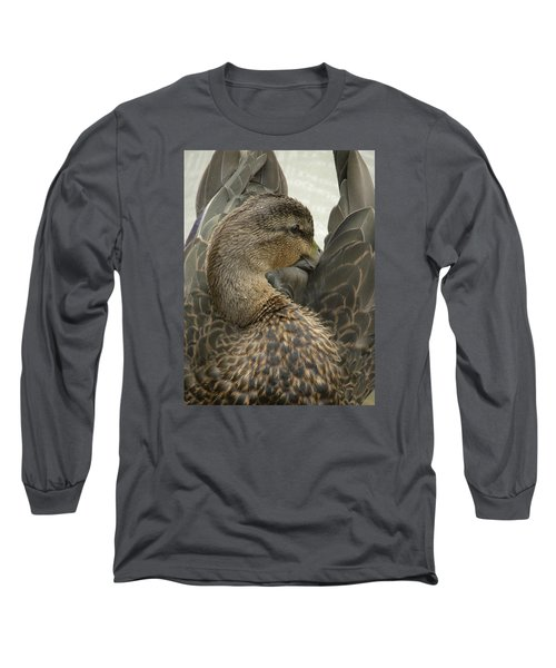 Pretty Duck Long Sleeve T-Shirt