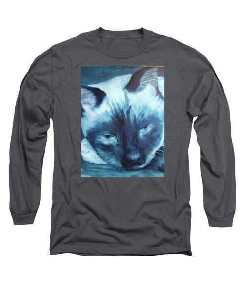 Prima Donna, Cat Long Sleeve T-Shirt