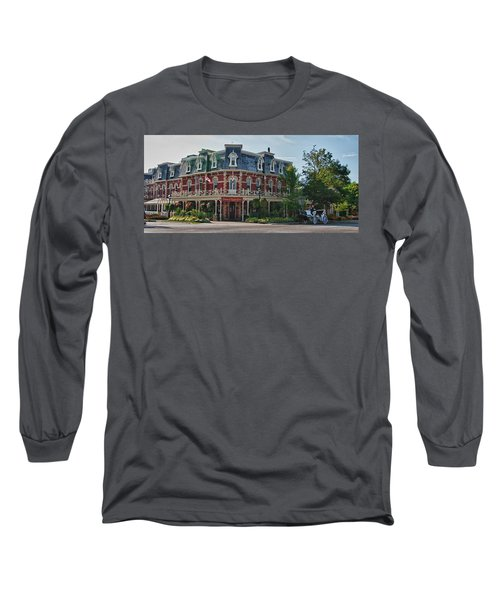 Prince Of Wales Hotel 9000 Long Sleeve T-Shirt