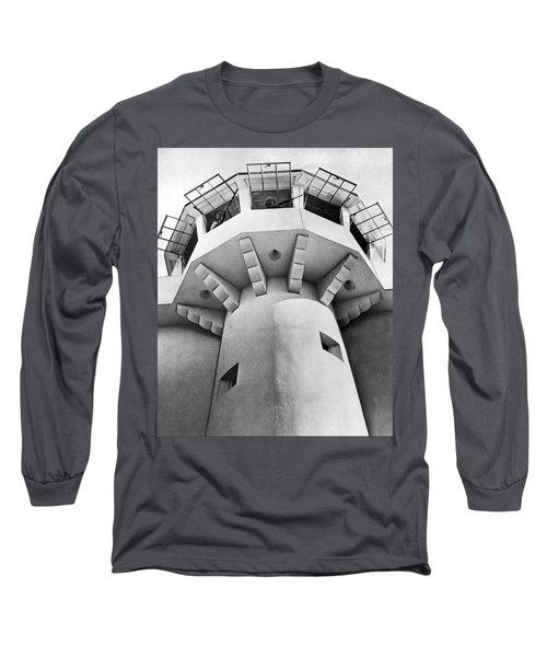 Prison Guard Tower Long Sleeve T-Shirt by Underwood Archives