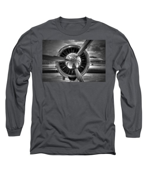 Props And Jet Long Sleeve T-Shirt