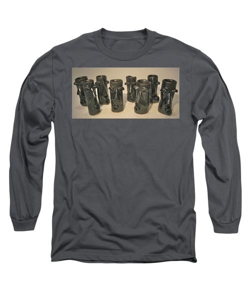 Pub Folk #1 Long Sleeve T-Shirt