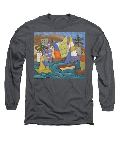 Puerto Nuevo Long Sleeve T-Shirt