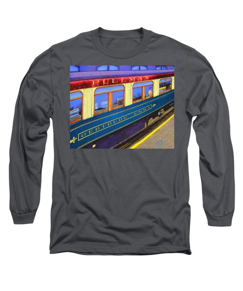Pullman Long Sleeve T-Shirt