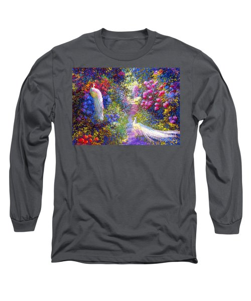 White Peacocks, Pure Bliss Long Sleeve T-Shirt