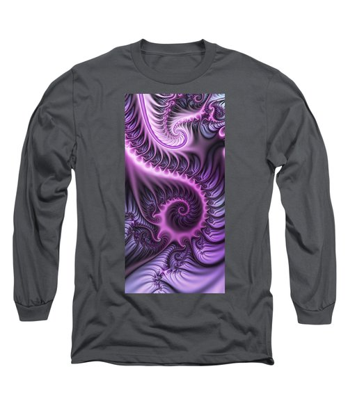 Purple And Friends Long Sleeve T-Shirt
