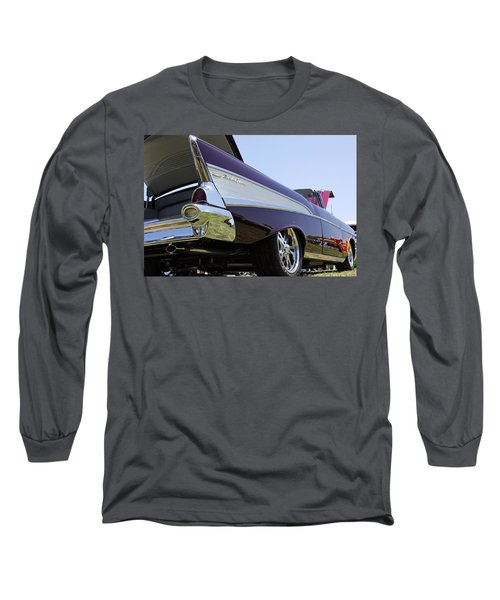 Long Sleeve T-Shirt featuring the photograph Purple And Sexy by Shoal Hollingsworth