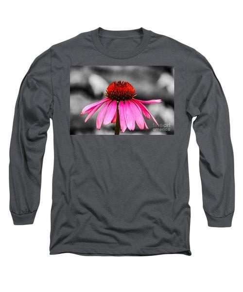 Purple Coneflower - Sc Long Sleeve T-Shirt