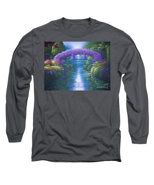 Purple Connection Long Sleeve T-Shirt