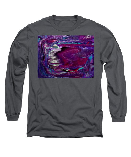 Purple Craze Long Sleeve T-Shirt