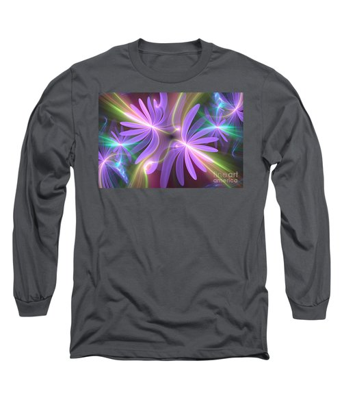 Purple Dream Long Sleeve T-Shirt