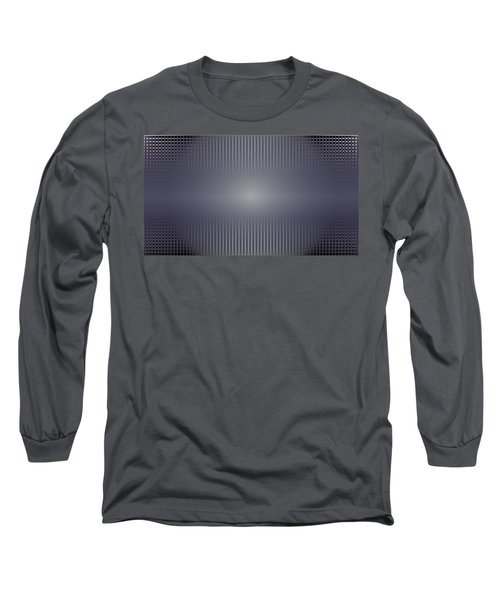 Purple Horizon Long Sleeve T-Shirt