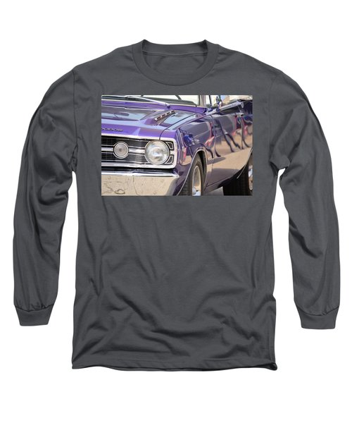 Purple Mopar Long Sleeve T-Shirt